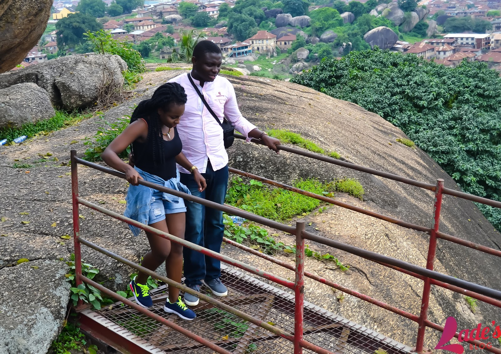Abeokuta | 2 Persons, Tour Olumo Rock Hiking