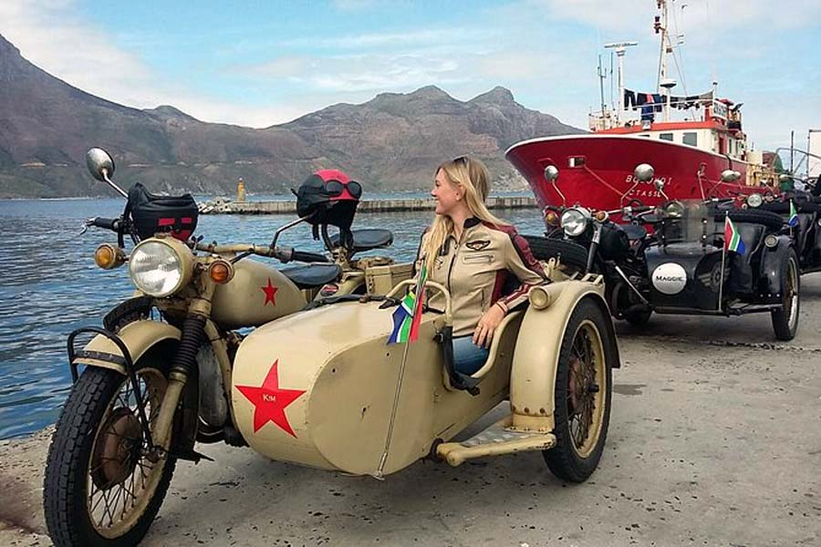 Cape Town   Full-Day Cape Peninsula Tour By Sidecar