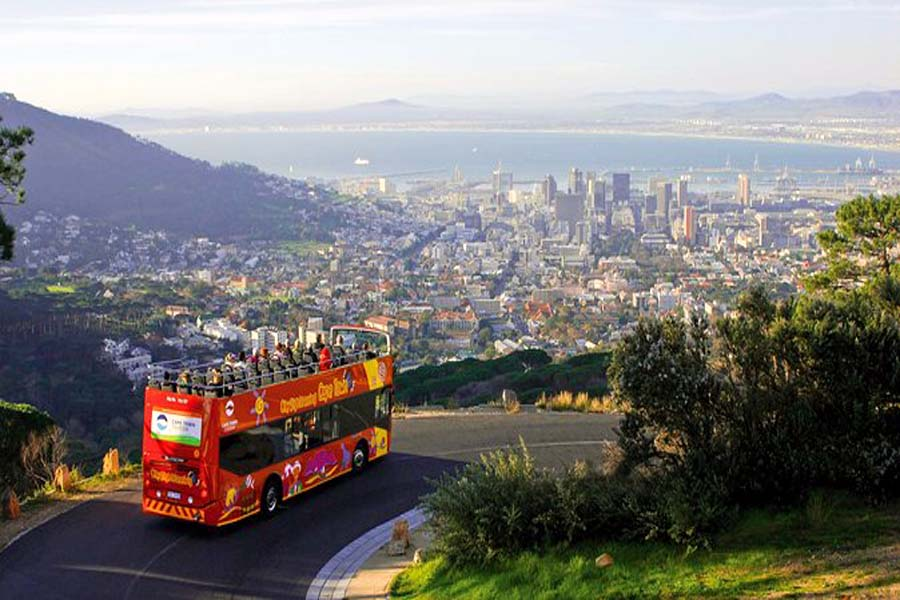 Cape Town | 1- Or 2-day Cape Town Hop-on Hop-off Sightseeing Bus Tour Western Cape