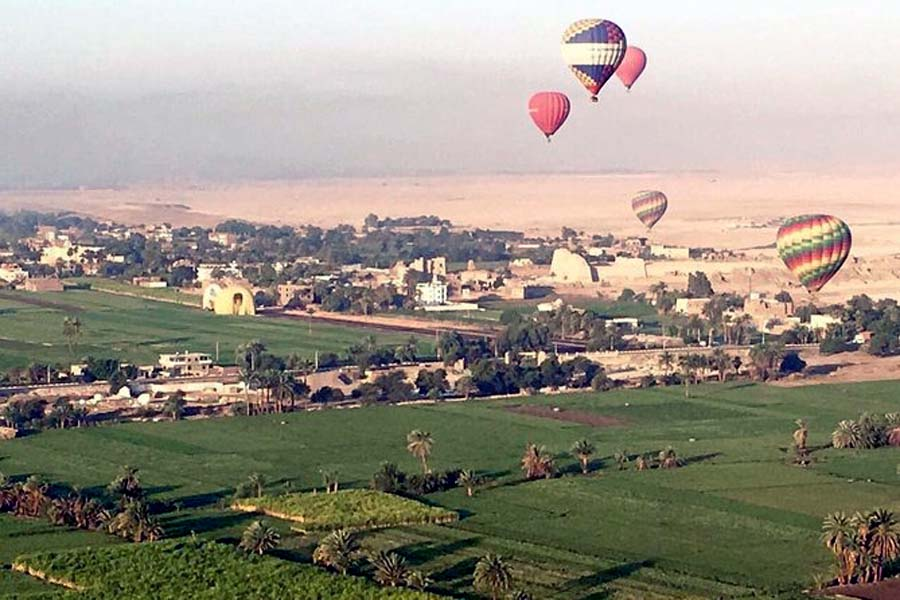 Luxor | TripHot Air Balloon Ride In Luxor – VIP